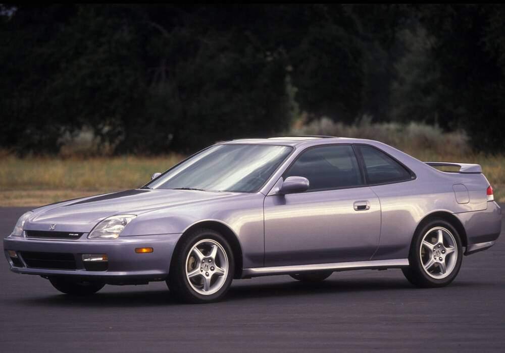 Fiche technique Honda Prelude V Type-S (1996-1998)