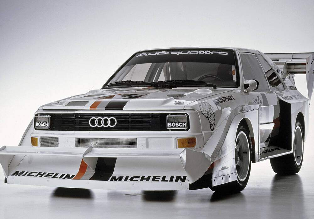 fiche technique audi sport quattro s1 pikes peak 1987. Black Bedroom Furniture Sets. Home Design Ideas