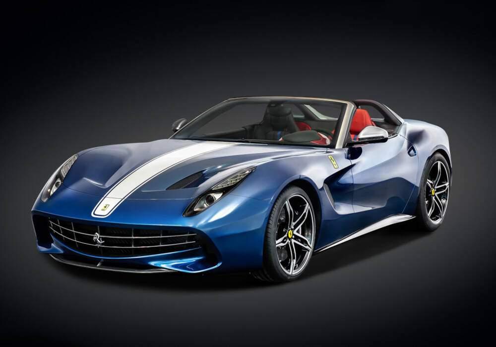 Fiche technique Ferrari F60 America (2014)