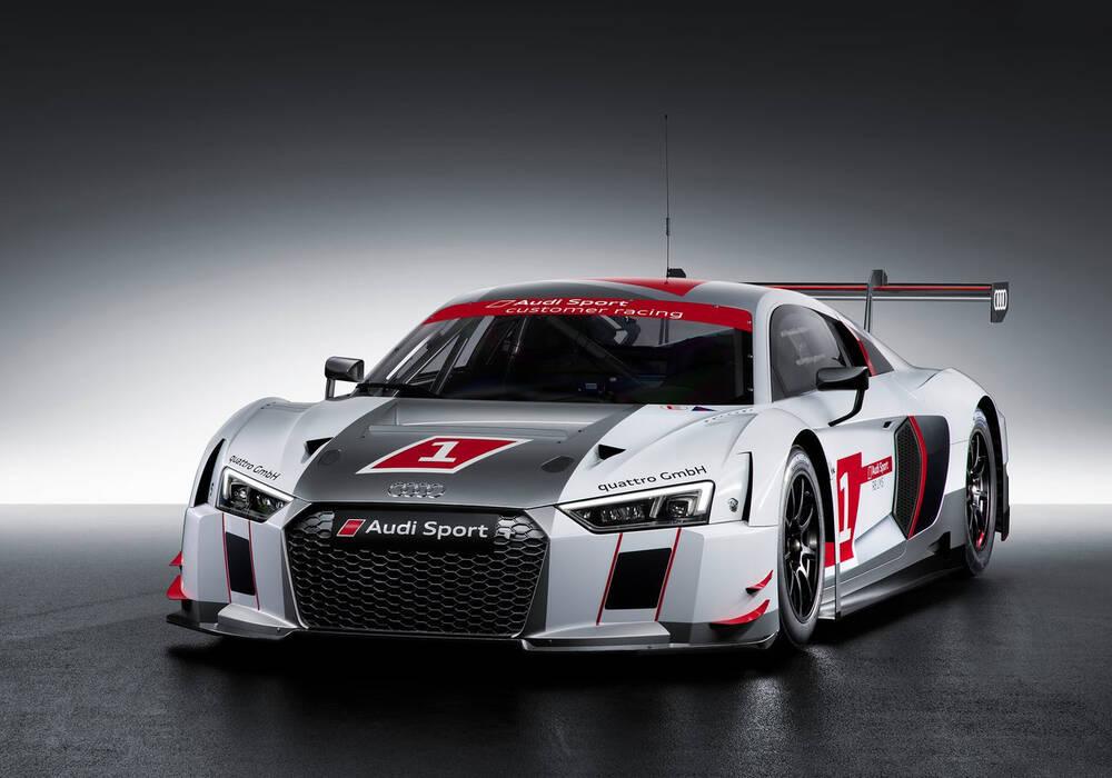 Audi R8 LMS disponible à la vente