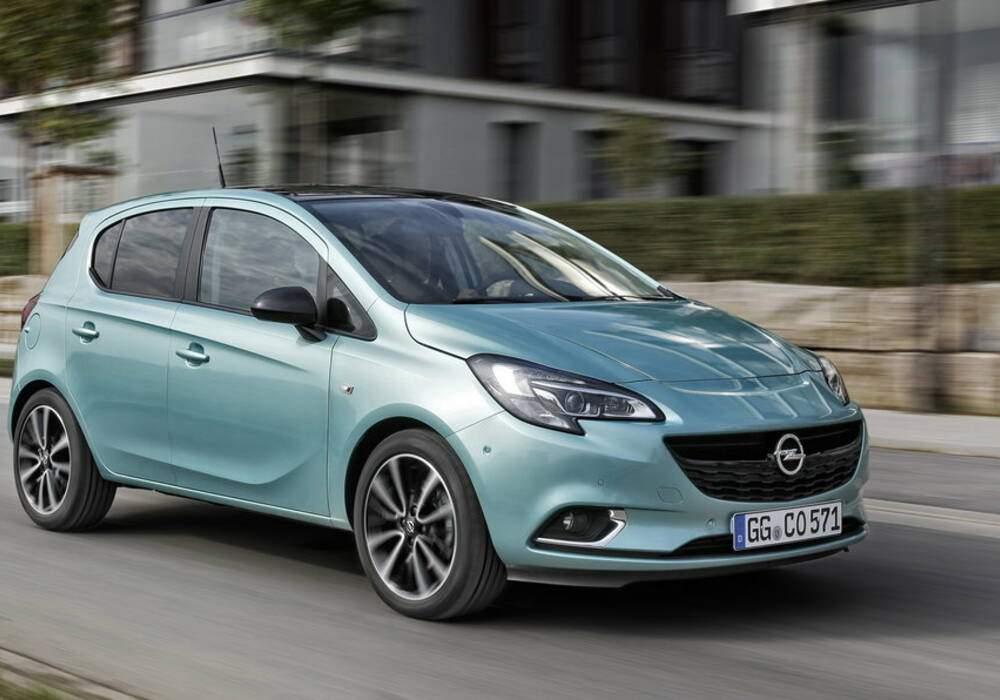 Fiche technique Opel Corsa V 1.0 Turbo 90 (2014-2018)
