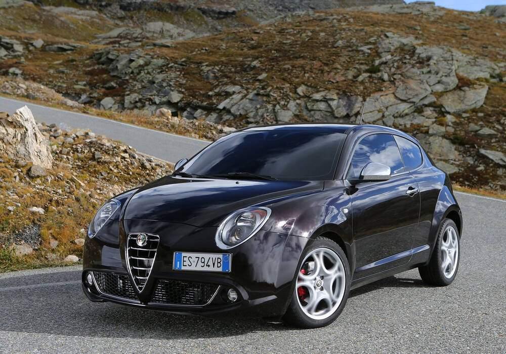 Fiche technique Alfa Romeo MiTo 1.4 MultiAir 140 (2014-2018)
