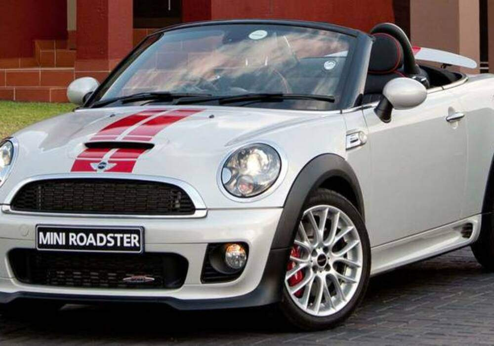 fiche technique mini cooper ii s roadster john cooper. Black Bedroom Furniture Sets. Home Design Ideas
