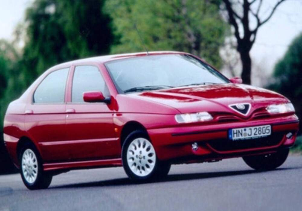 Fiche technique Alfa Romeo 146 1.4 (1995-1997)