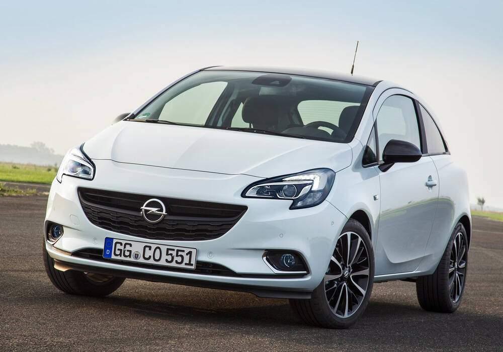Fiche technique Opel Corsa V 1.3 CDTi 95 (2014-2018)