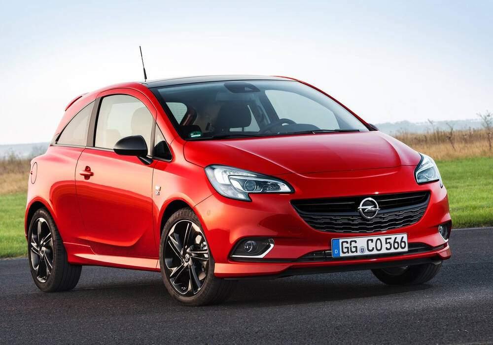 Fiche technique Opel Corsa V 1.4 Turbo 100 (2014)