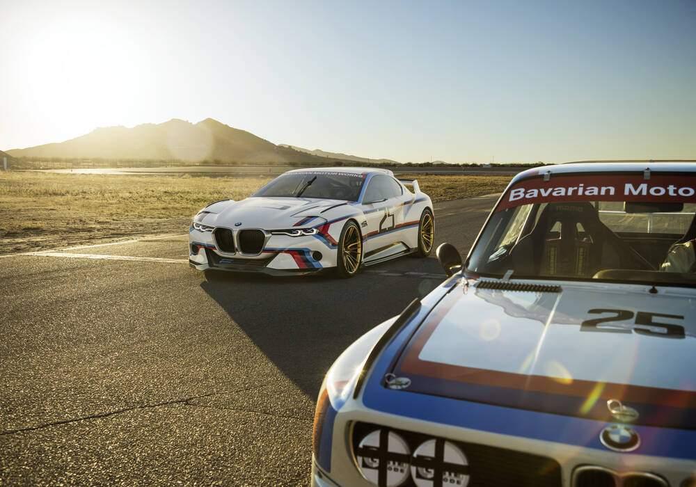 BMW 3.0 CSL Hommage R, la vidéo !