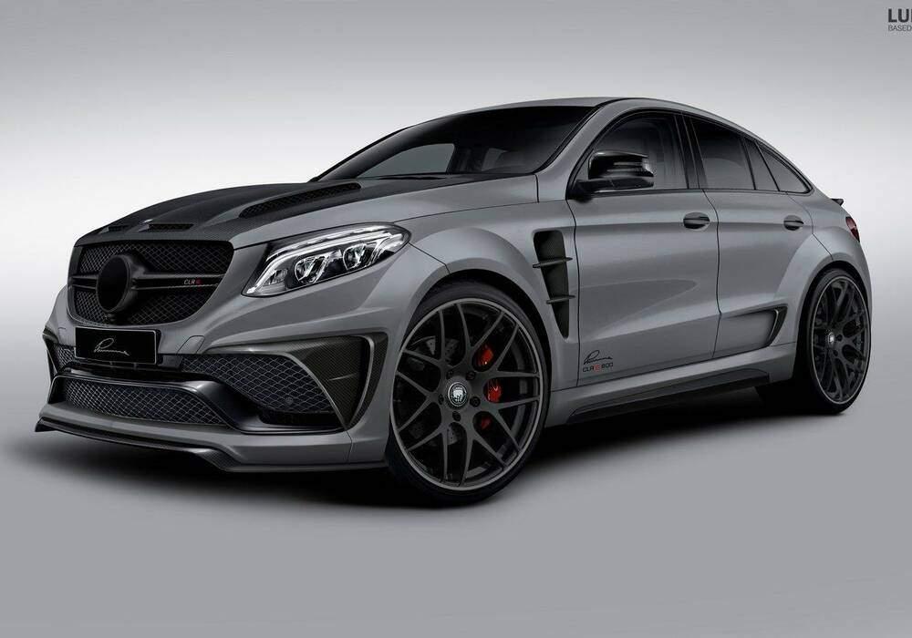 Lumma Design CLR G 800, un Mercedes GLE Coupé nerveux