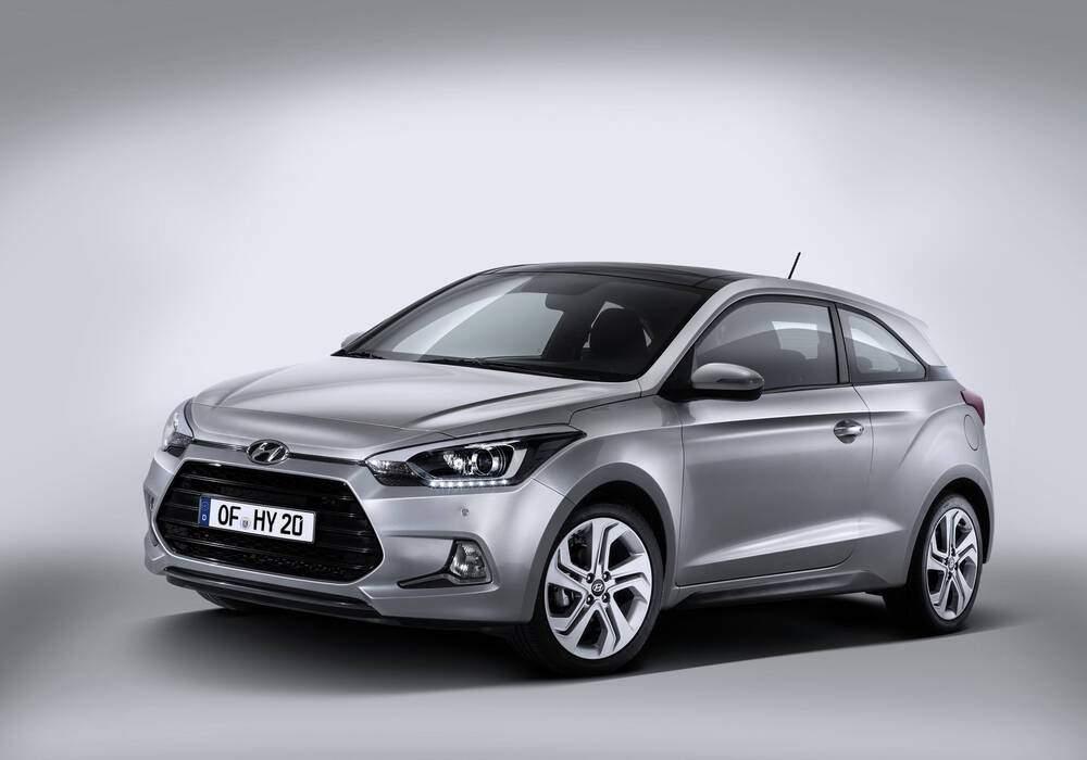 Fiche technique Hyundai i20 II Coupé 1.4 (2014)