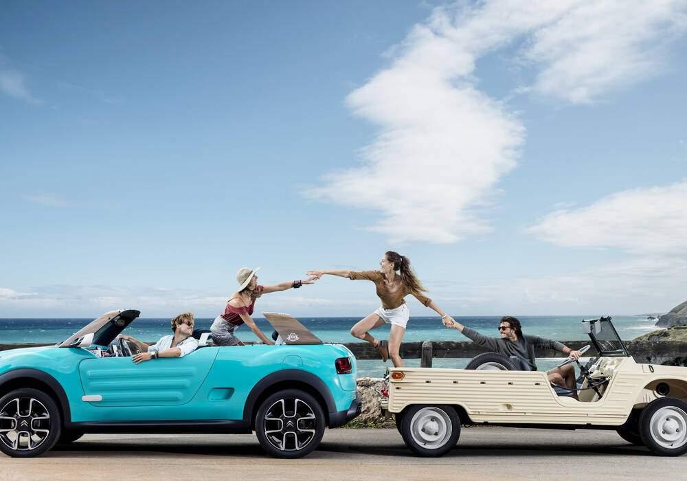 Citroën Cactus M, photos et vidéo