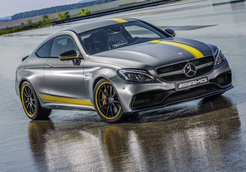 Mercedes-AMG C63 Coupé Edition 1