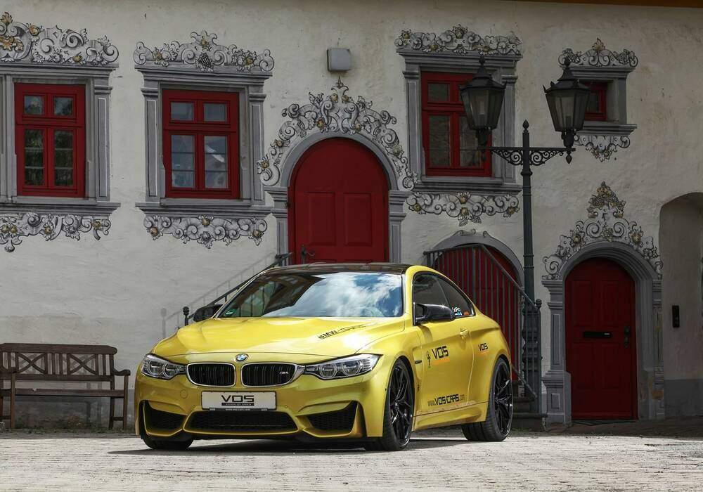 VOS BMW M4 Coupé, 550 chevaux