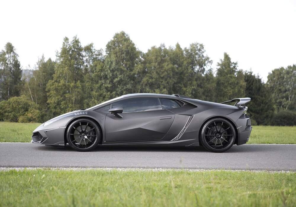 Mansory Lamborghini Huracan Torofeo, 1250 chevaux
