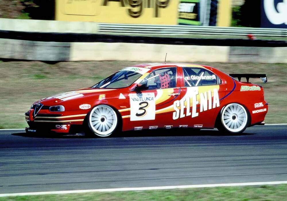 Fiche technique Alfa Romeo 156 D2 (1998-2001)