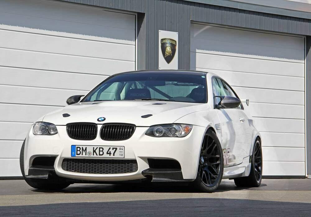 KBR Motorsport tune la BMW M3 E92
