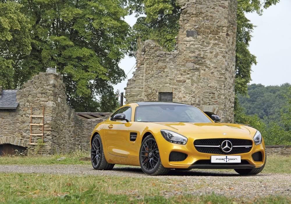Posaidon GT RS 700, 700 chevaux pour la Mercedes-AMG GT