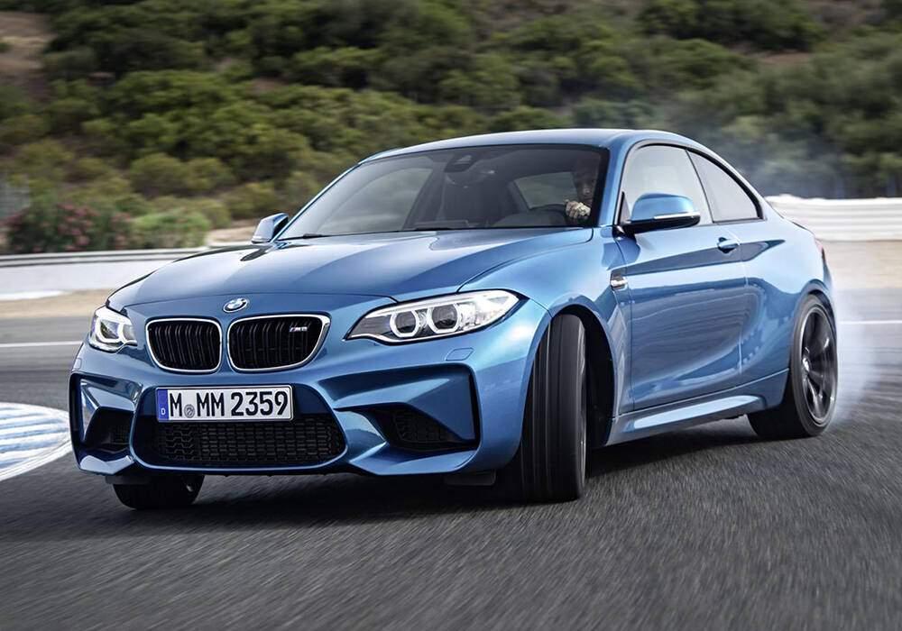 Nouvelle BMW M2, 370 chevaux