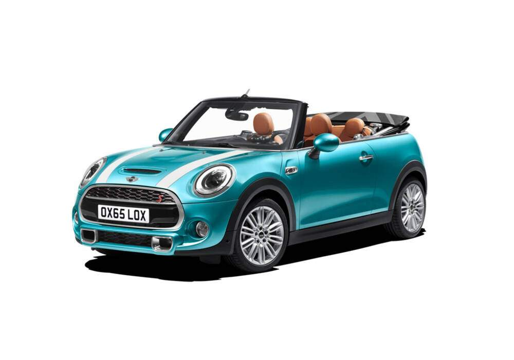 fiche technique mini cooper iii s cabriolet 2016. Black Bedroom Furniture Sets. Home Design Ideas