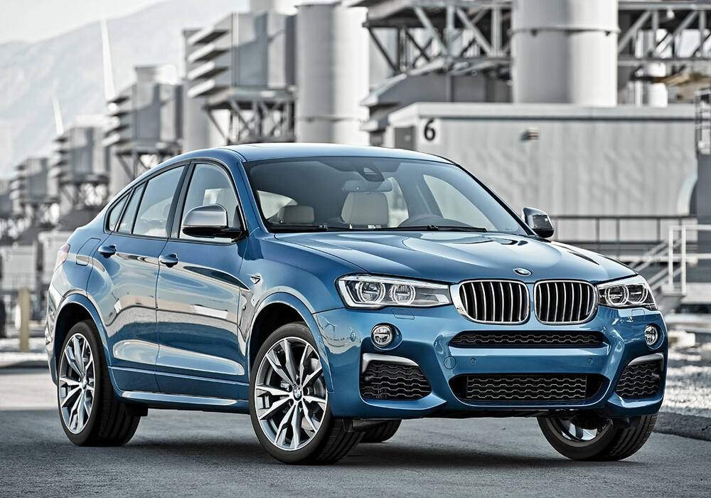 fiche technique bmw x4 m40i f26 2015. Black Bedroom Furniture Sets. Home Design Ideas