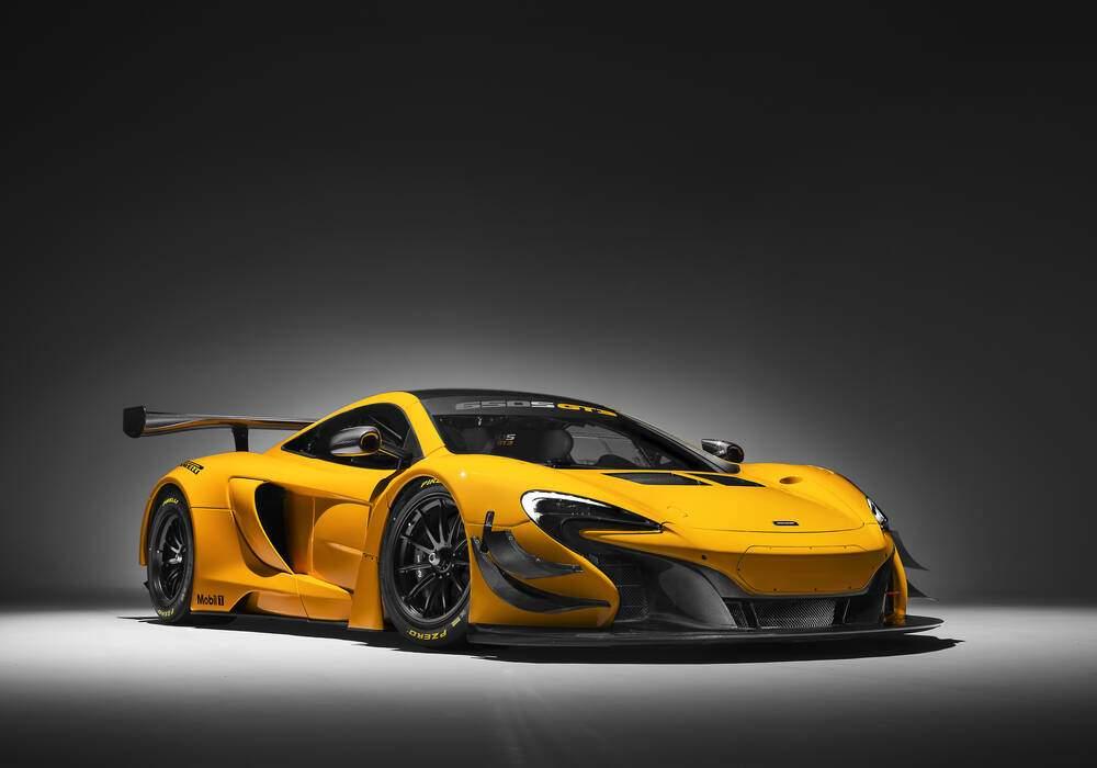 Côme Ledogar rejoint McLaren, la 650S GT3 sera à Genève