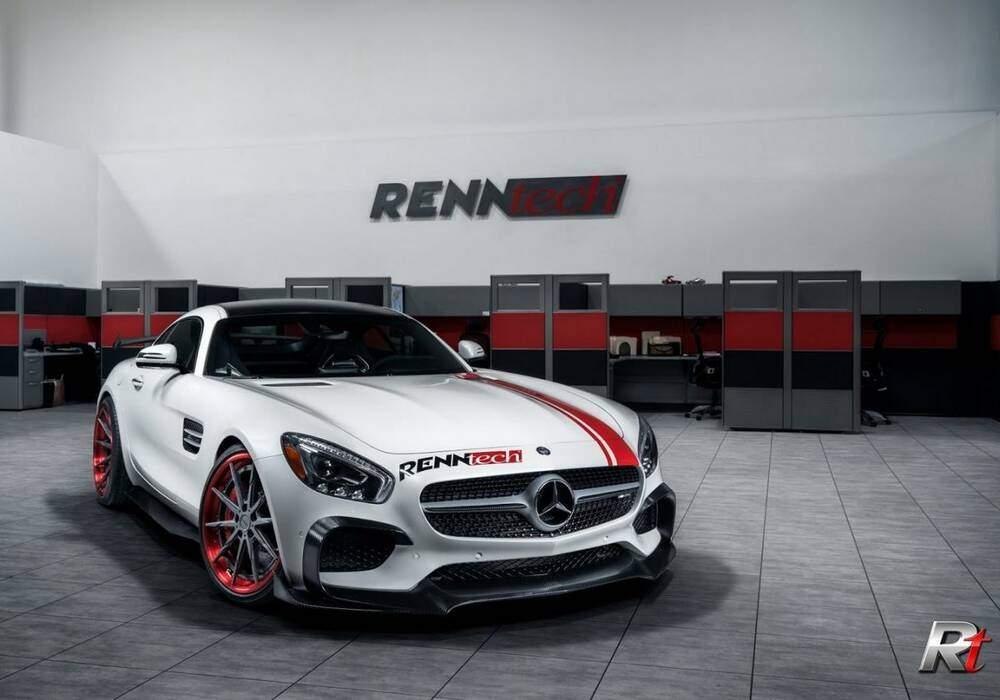 RENNtech Mercedes-AMG GT S, 716 chevaux