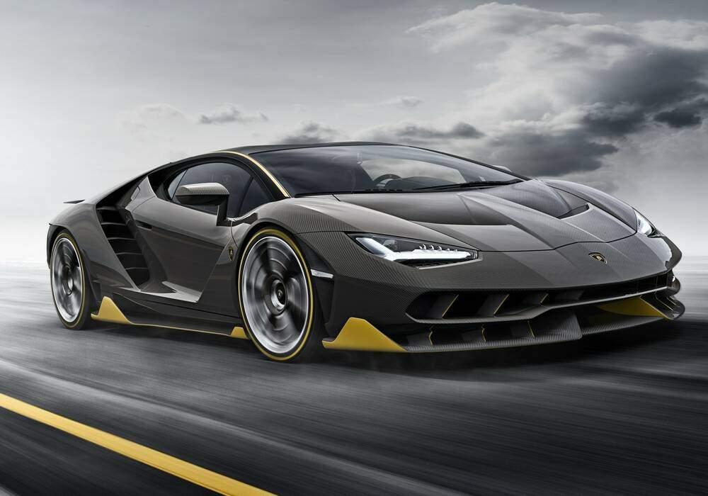 Lamborghini Centenario, le taureau est lâché