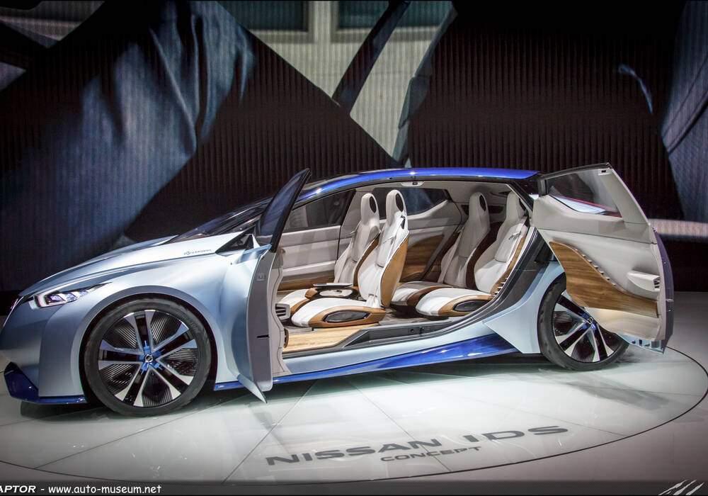 Genève 2016 : Nissan IDS Concept