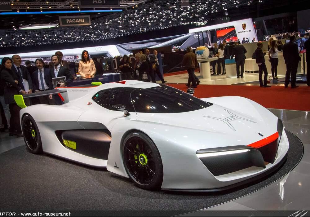 Genève 2016 : Pininfarina H2 Speed Concept