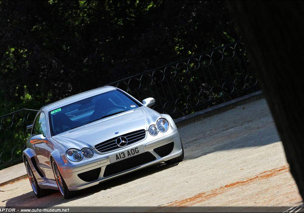Histoire : Mercedes-Benz CLK DTM AMG