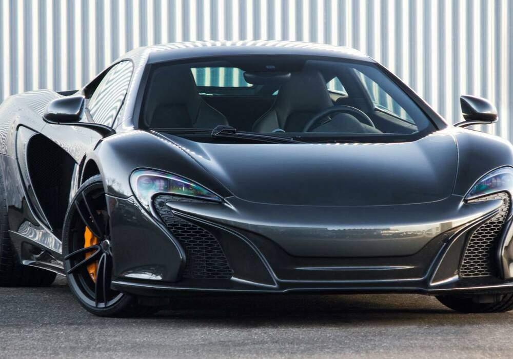 Gemballa tune la McLaren 650S