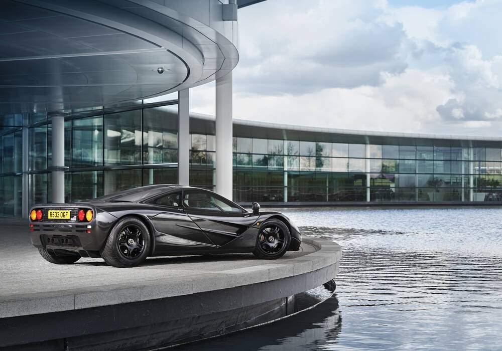 McLaren met en vente une F1 dans un état concours