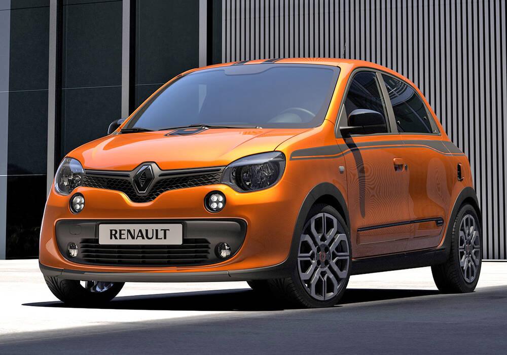 Fiche technique Renault Twingo III GT (2016-2019)