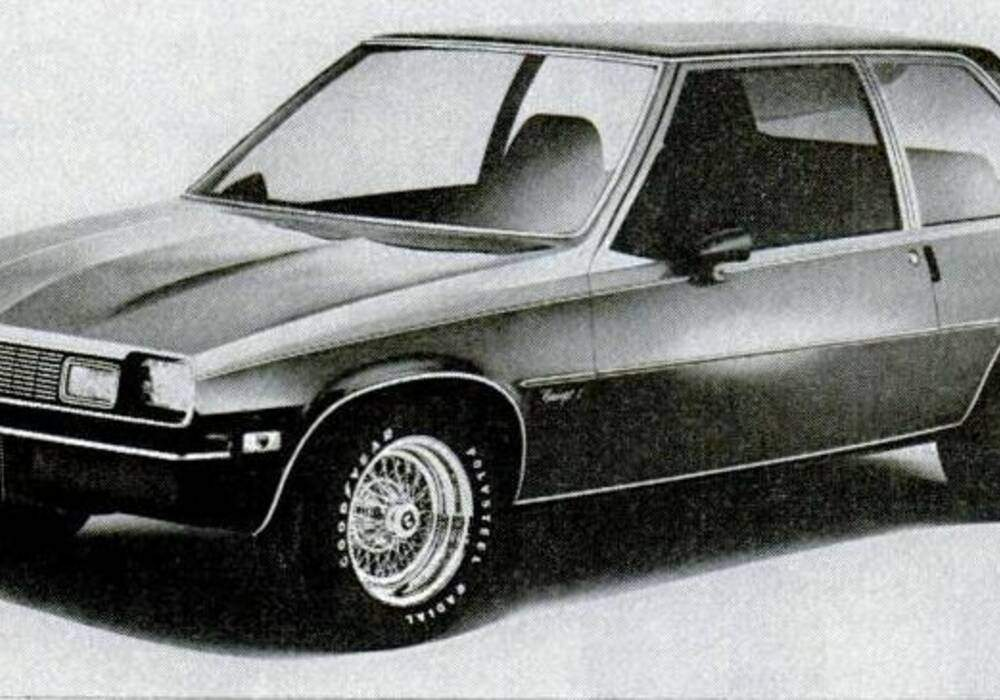 Fiche technique American Motors Concept 80 I (1977)