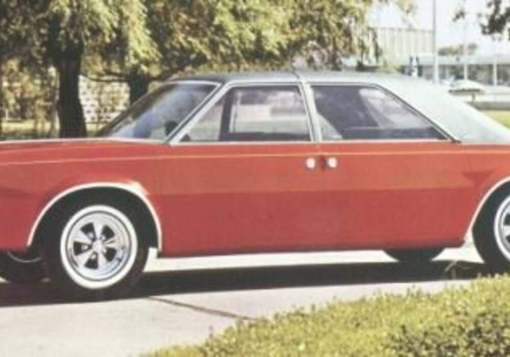 Fiche technique American Motors Cavalier (1966)