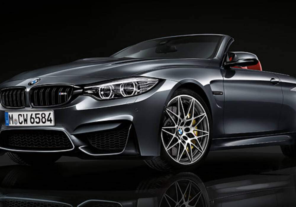 fiche technique bmw m4 cabriolet comp tition f83 2016. Black Bedroom Furniture Sets. Home Design Ideas