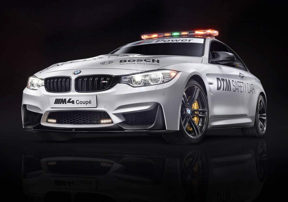 fiche technique bmw m4 coup f82 dtm safety car 2014. Black Bedroom Furniture Sets. Home Design Ideas