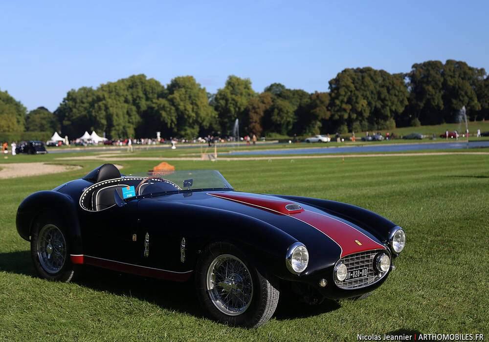 Fiche technique Ferrari 166 MM (1948-1953)