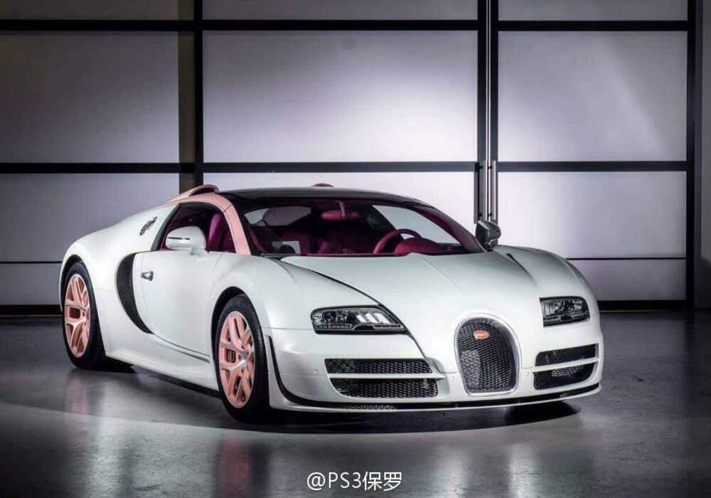 fiche technique bugatti eb 16 4 veyron grand sport vitesse cristal edition 2015. Black Bedroom Furniture Sets. Home Design Ideas