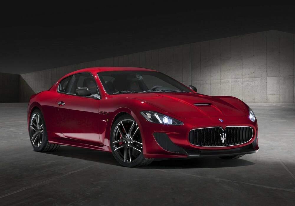 Fiche technique Maserati GranTurismo Sport « Special Edition » (2017)