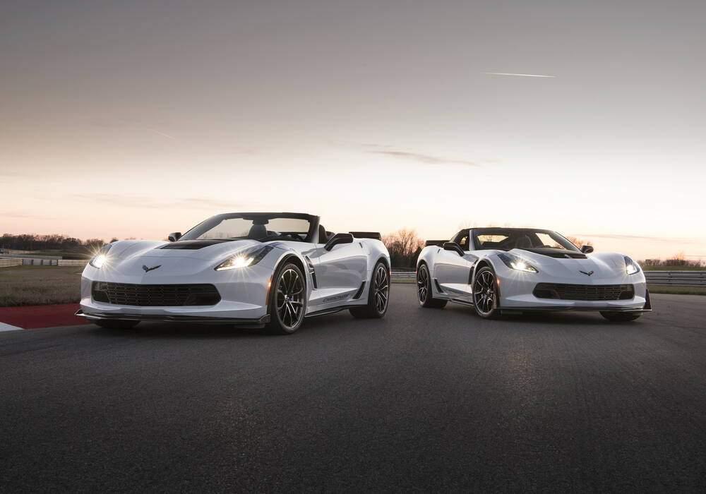 Corvette Carbon 65, une édition anniversaire limitée