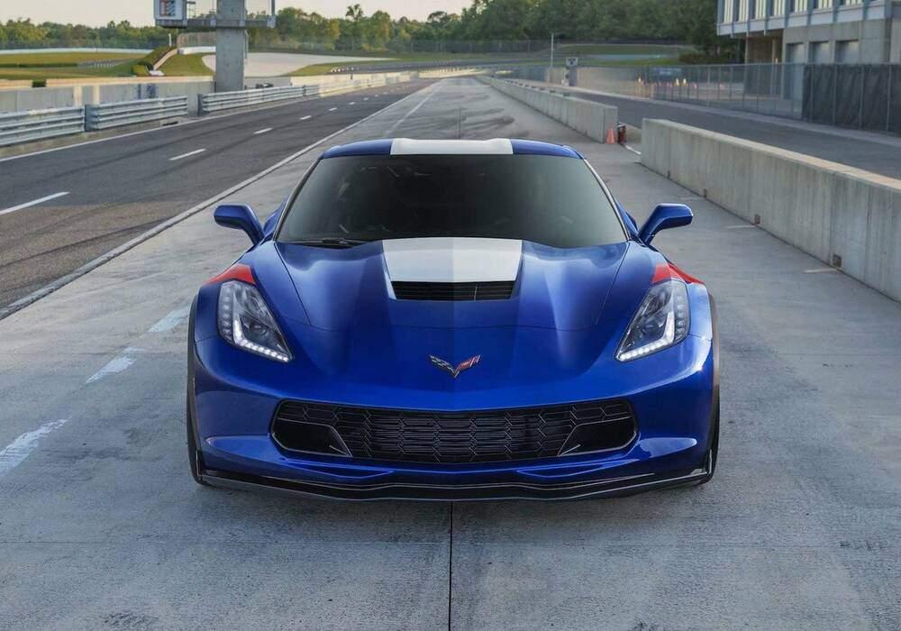 Corvette C7 Grand Sport Fiche Technique Skorpiesusa