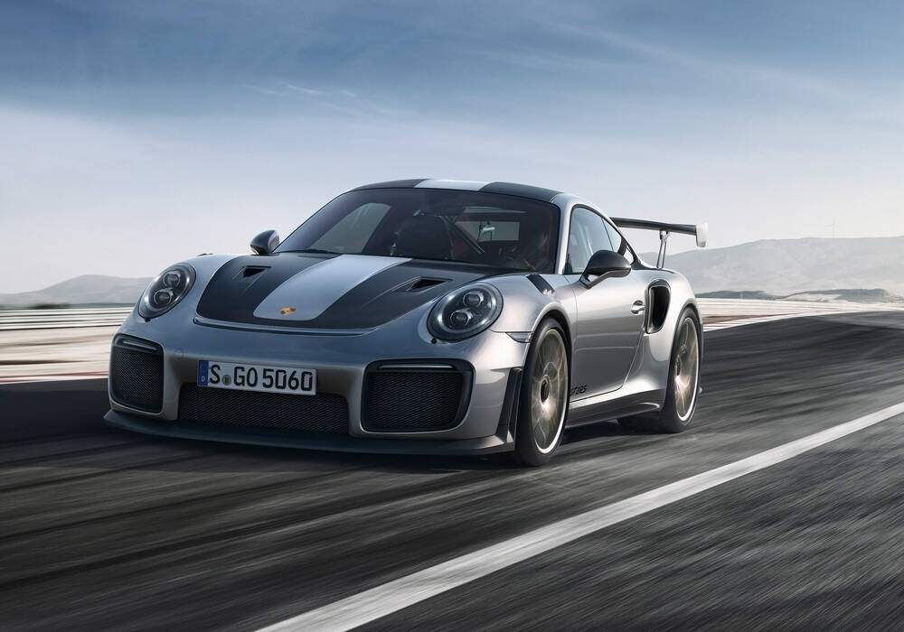 Fiche technique Porsche 911 GT2 RS (991) (2017)