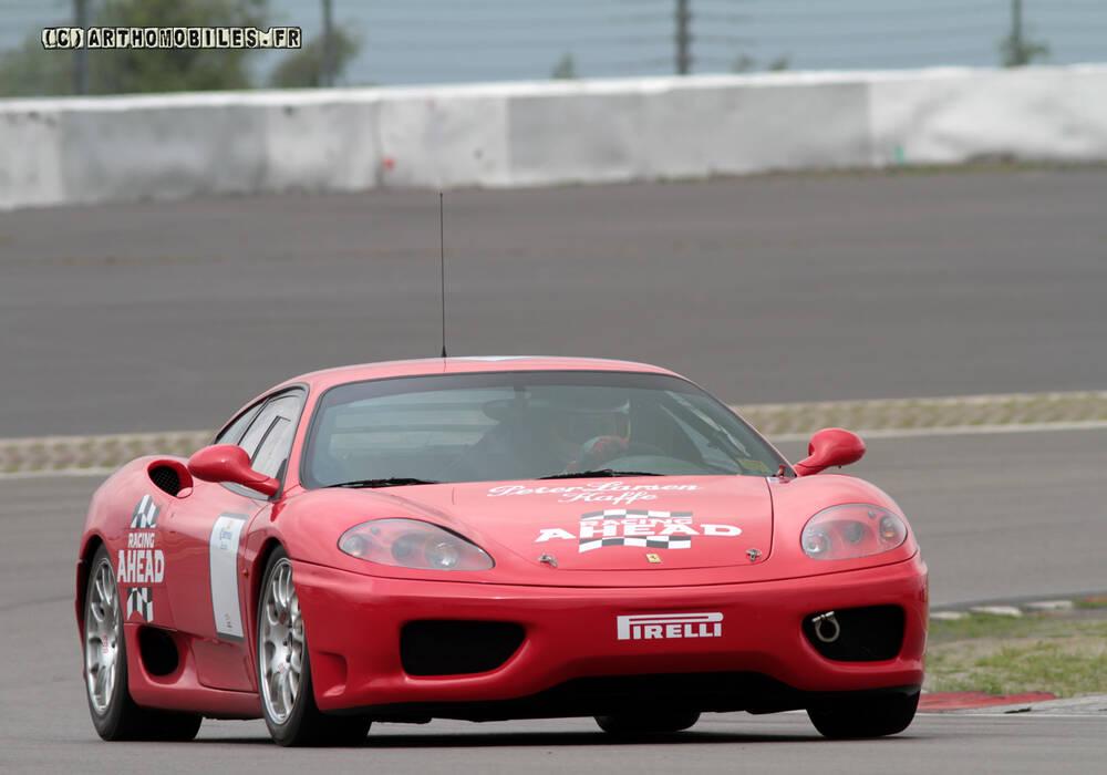 Fiche technique Ferrari 360 Challenge (2003-2004)