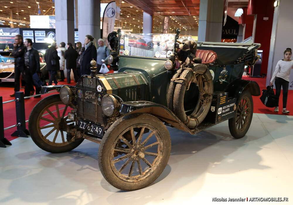 Fiche technique Ford T (1908-1927)