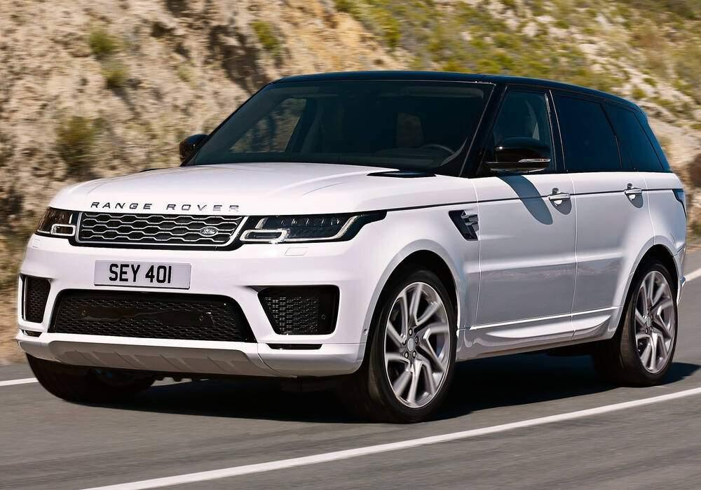 Fiche technique Land Rover Range Rover Sport II PHEV (2017)