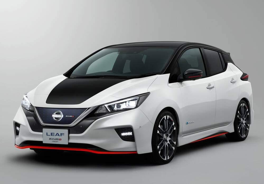 Fiche technique Nissan Leaf Nismo Concept (2017)