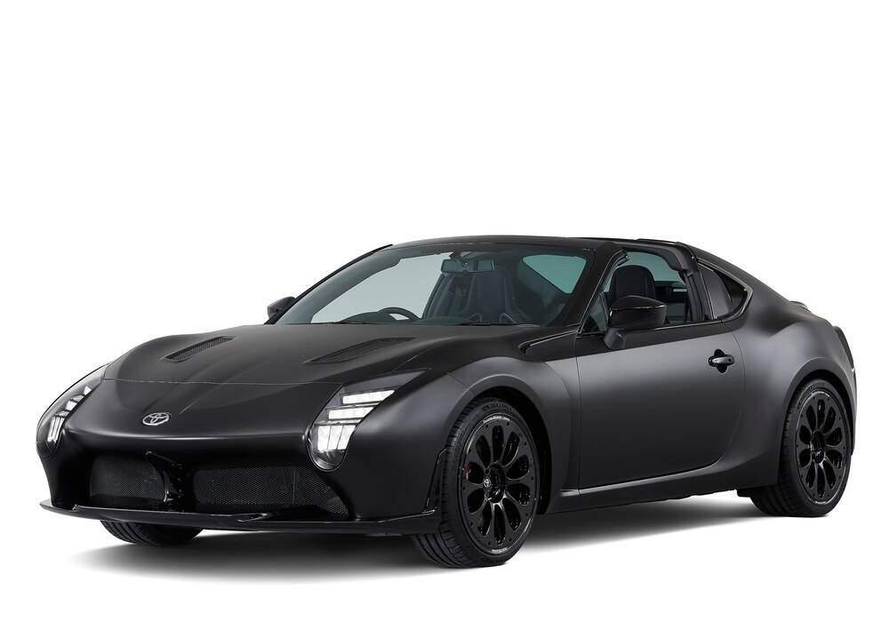 Fiche technique Toyota GR HV Sports Concept (2017)