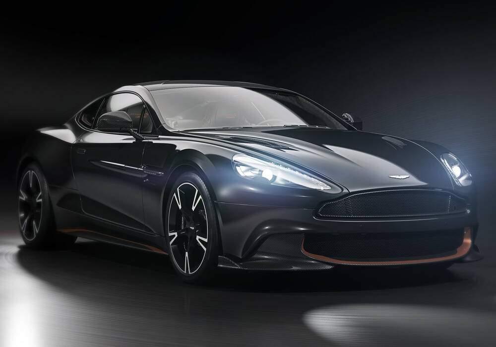 Fiche technique Aston Martin Vanquish II S « Ultimate » (2018)
