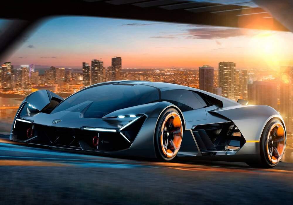 Fiche technique Lamborghini Terzo Millennio Concept (2017)