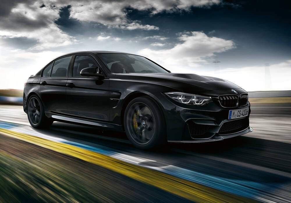 Fiche technique BMW M3 CS (F30) (2018)